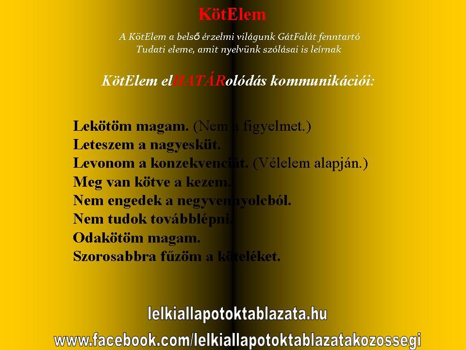 KötElem - Elhatárolódás 4